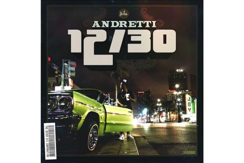 Curren$y Andretti 12/30 Mixtape