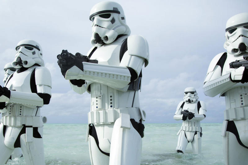 Storm Troopers Rogue One