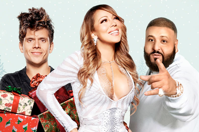 DJ Khaled The Keys of Christmas Holiday Special YouTube Red