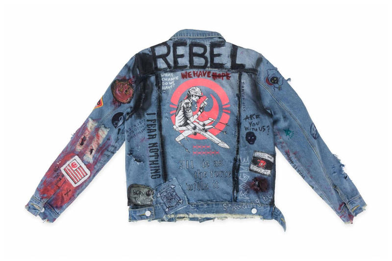 """Drop Dead and 'Rogue One: A Star Wars Story"""" Collaboration Jackets"""