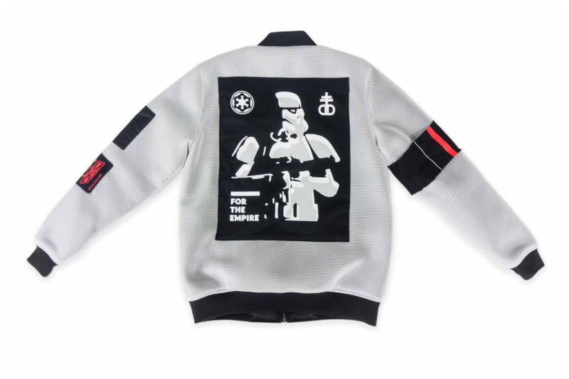 "Drop Dead and 'Rogue One: A Star Wars Story"" Collaboration Jackets"