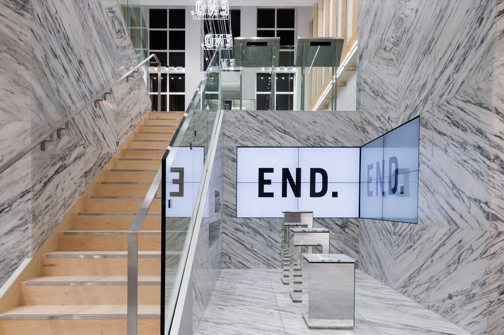 END Glasgow Flagship Store