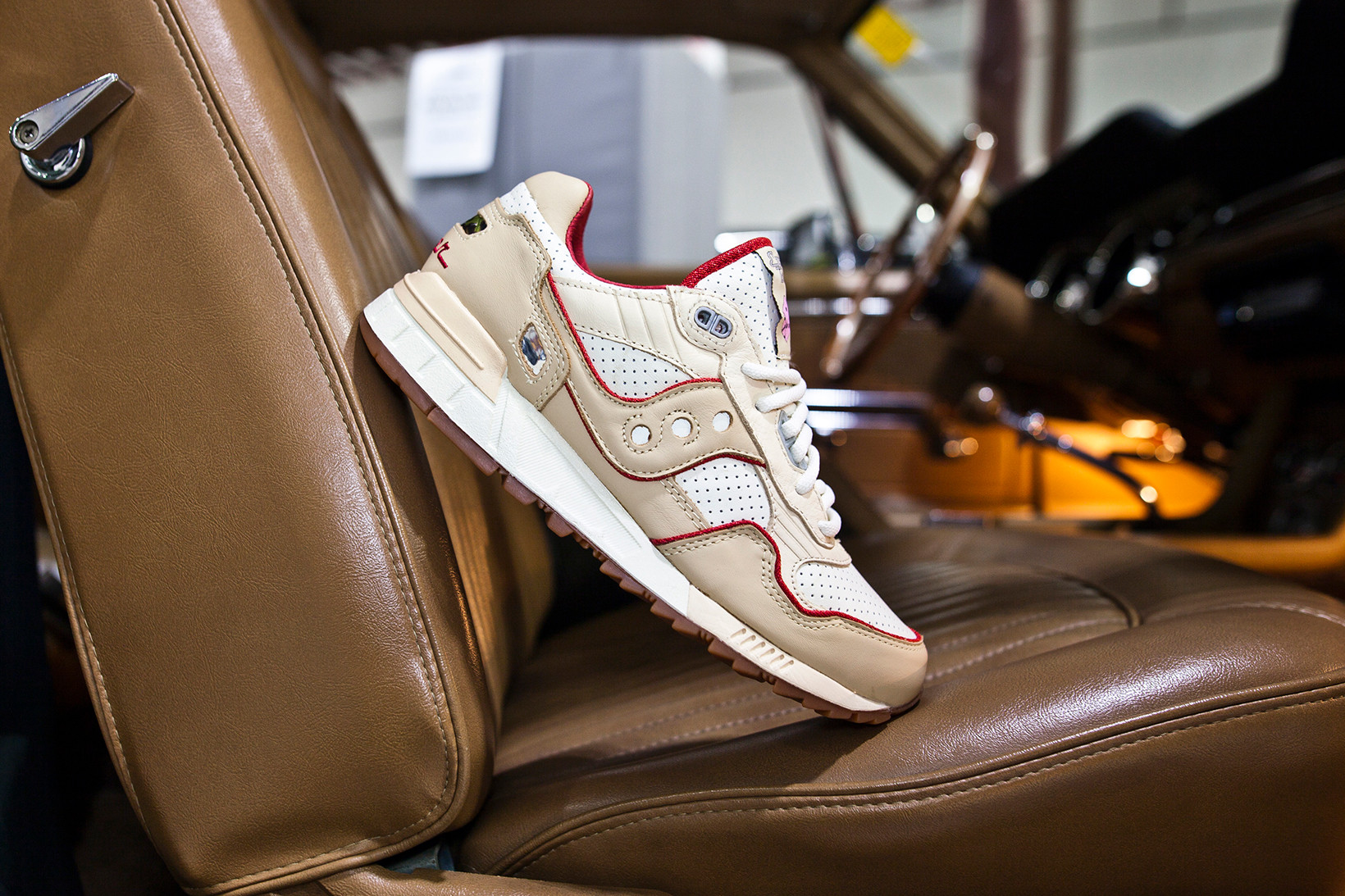 saucony shadow extra butter