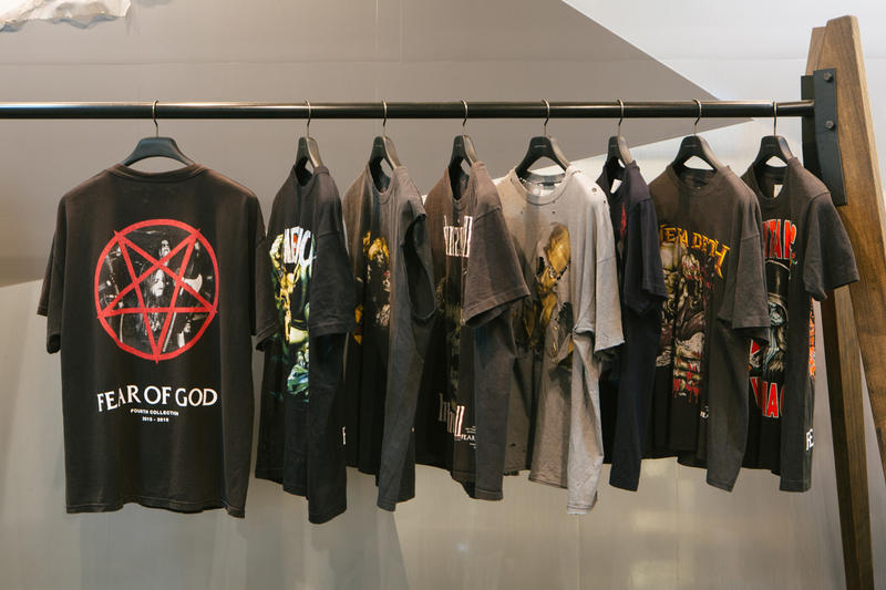 cabcdab07 Fear of God x Boon the Shop