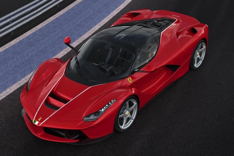 Ferrari LaFerrari 500 Model Record Auction