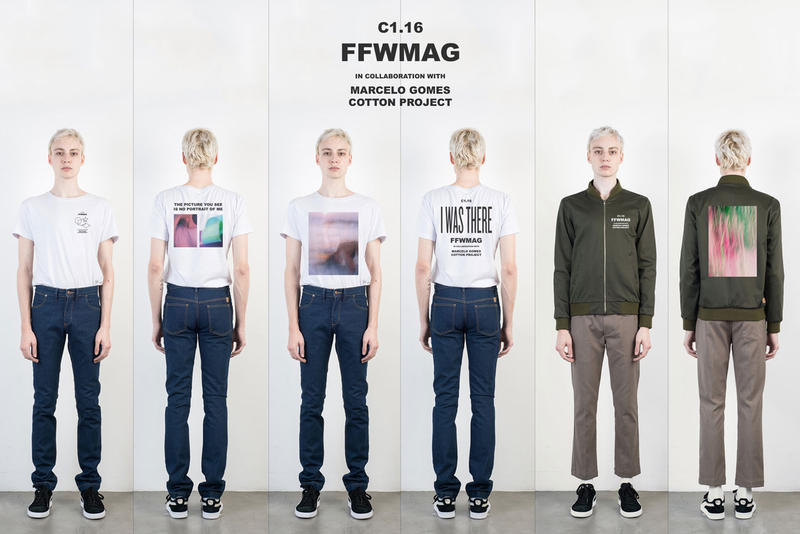 FFW Magazine x Cotton Project Capsule Collection