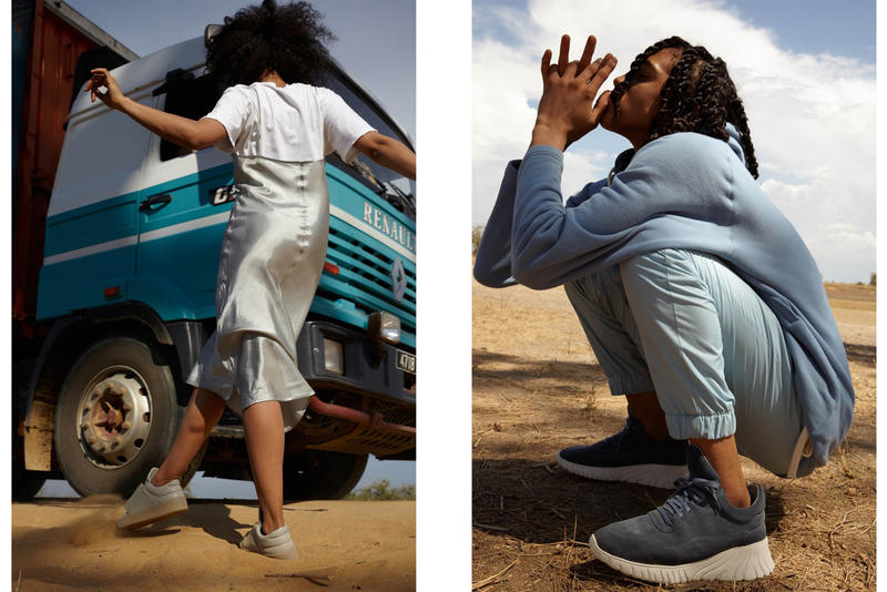 Filling Pieces 2017 Spring/Summer Let Us Create Campaign