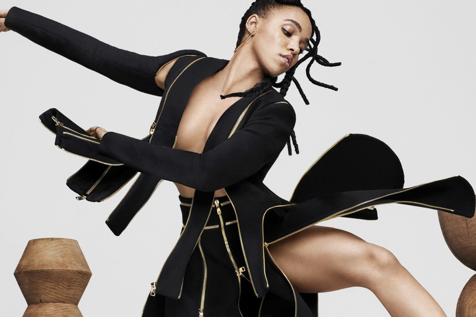 FKA twigs Launches Career Retrospective Online Archive