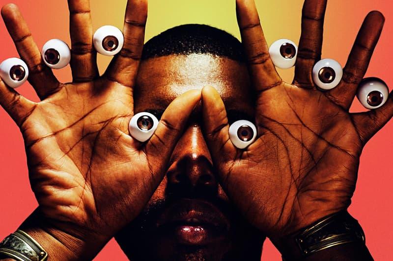Flying Lotus Eyeballs