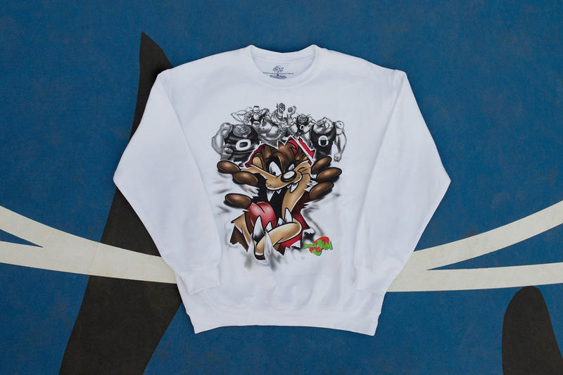 forever 21 space jam capsule collection tune squad monstars