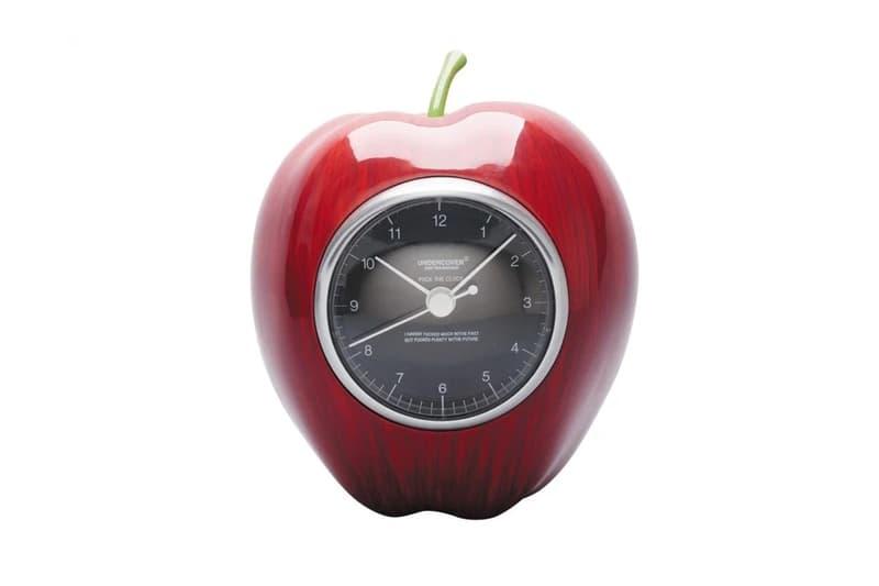 UNDERCOVER GILAPPLE Clock