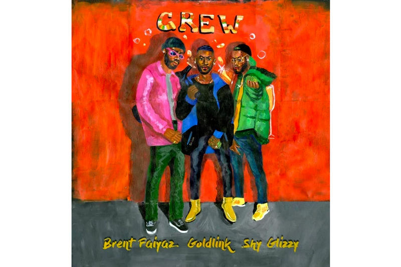 """GoldLink New Song """"Crew"""" Featuring Shy Glizzy and Brent Faiyaz"""