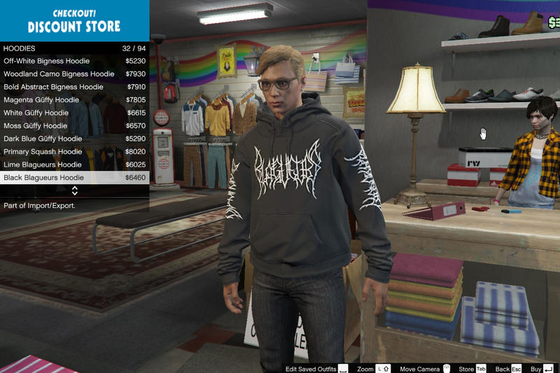 Grand Theft Auto V Import Export Update Streetwear Fashion Cars