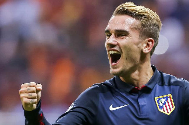 Antoine Griezmann Joins Ronaldo & Messi in Battle to Be the Best The Best FIFA Awards 2016 Football Soccer Lionel Cristiano