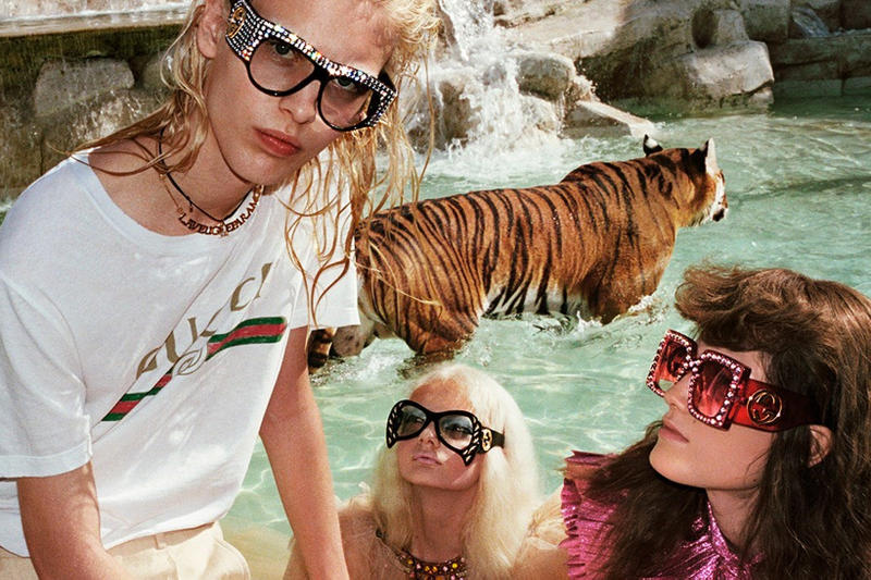 Gucci 2017 Spring/Summer Campaign