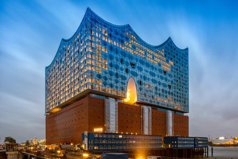 Hamburg Concert Hall Elbphilharmonie Herzog and de Meuron