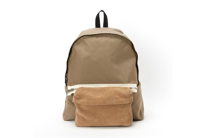 Hender Scheme New Season Accessories Nude Jacket Tulip Hat Backpack