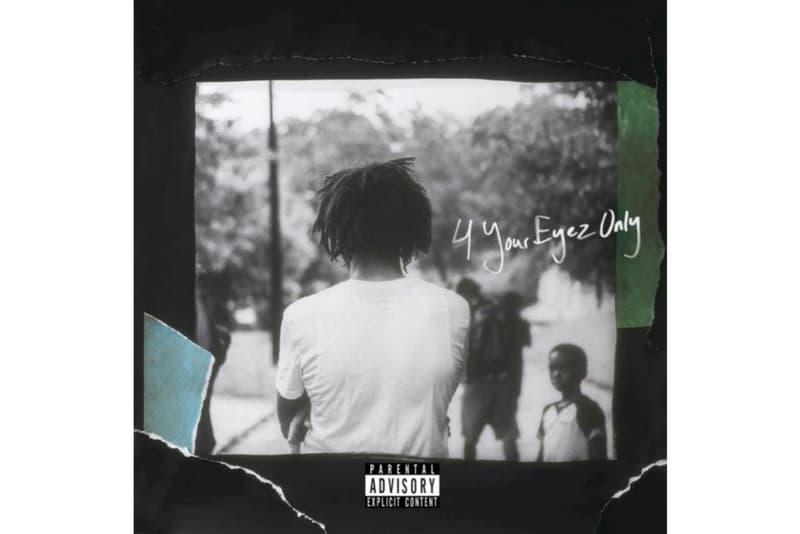 J Cole 4 Your Eyez Only Album Stream