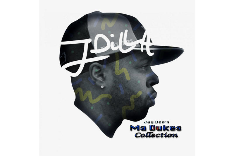 J Dilla Jay Dee's Ma Dukes Collection