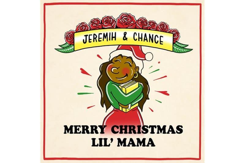 Jeremih & Chance the Rapper 'Merry Christmas Lil' Mama' Mixtape Stream