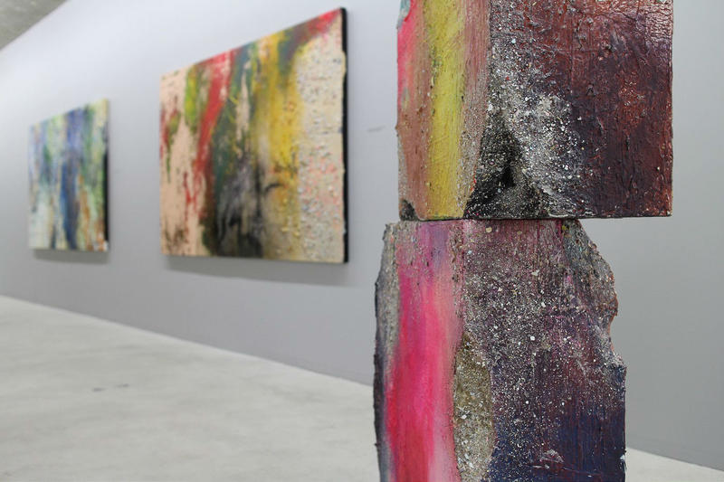National YoungArts Foundation Miami Jose Parla Roots Exhibition