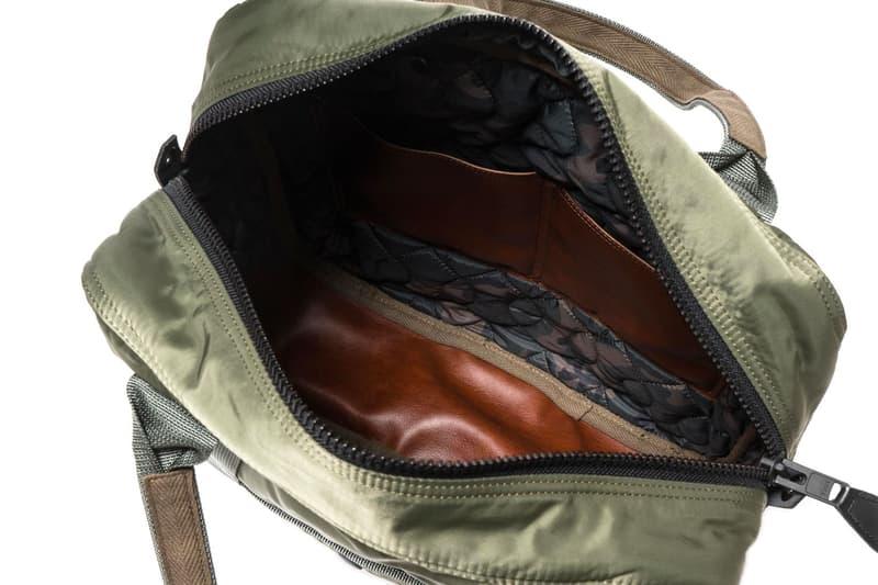 Junya Watanabe MAN eYe Collection Nylon Twill Tote Bag
