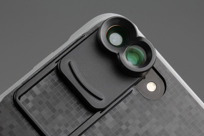 Here's the First Dual Lens Attachment for Your iPhone 7 Plus