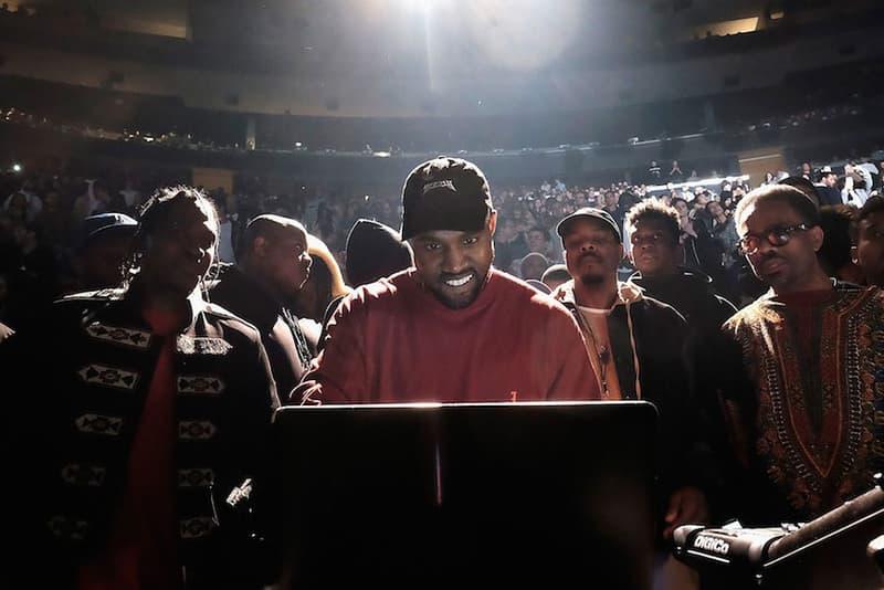 Kanye West Pete Rock