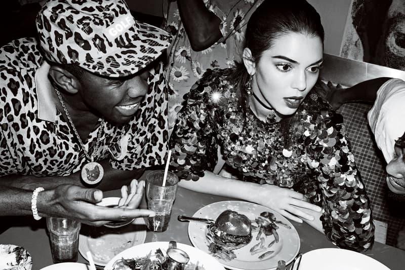 Vogue Tyler, The Creator Kendall Jenner