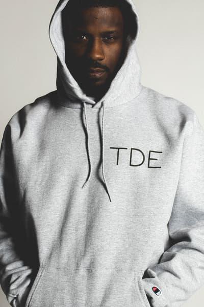 Kendrick Lamar Jay Rock SZA TDE 2016 Holiday Collection Lookbook