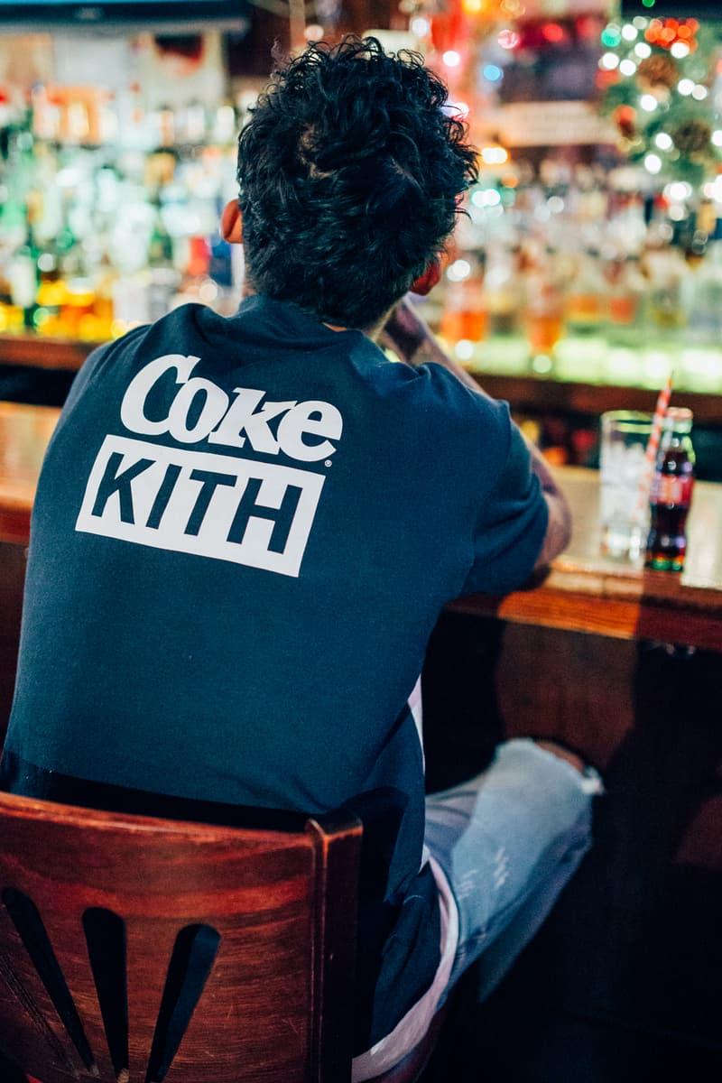 KITH Coca Cola Collaboration