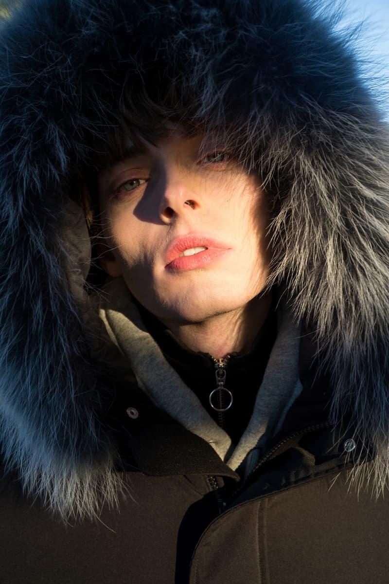 LIFUL 2016 Winter Outerwear Essentials Editorial Coats Peacoats Lookbook Korea Liful Minimal Garments