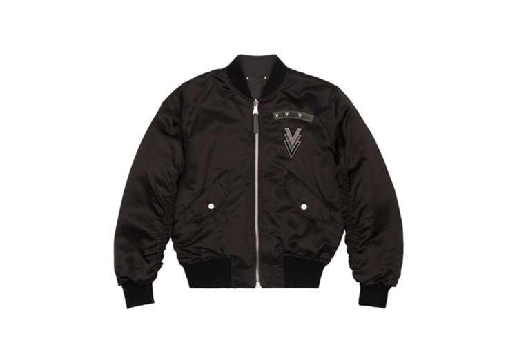66ccfef6869f Dover Street Market Ginza. Louis Vuitton Is Set to Release an Exclusive  MA-1 Bomber
