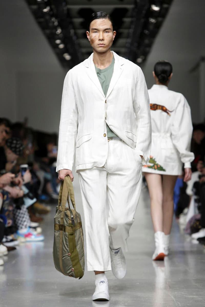 maharishi 2017 Spring/Summer Collection Runway Show London Fashion Week Men's