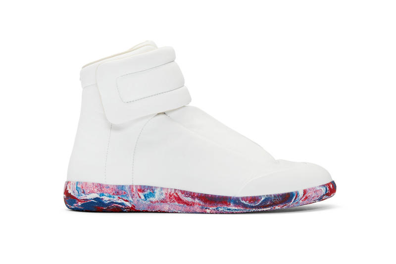 Maison Margiela Releases New Future High Top Colorways 2016
