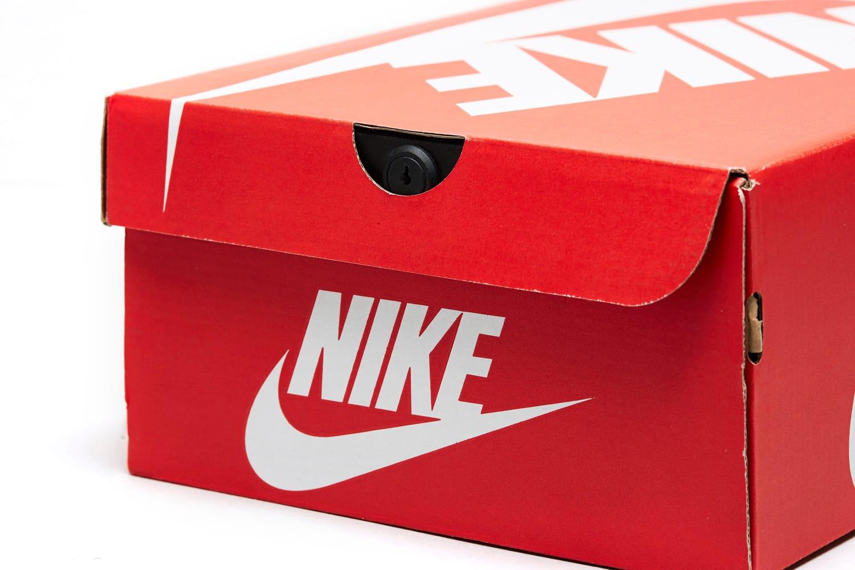 The Nike Shoe Box Safe Gets Limited