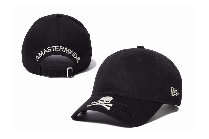 mastermind JAPAN and New Era Team up for a 9TWENTY Cap 701c3c1178b8