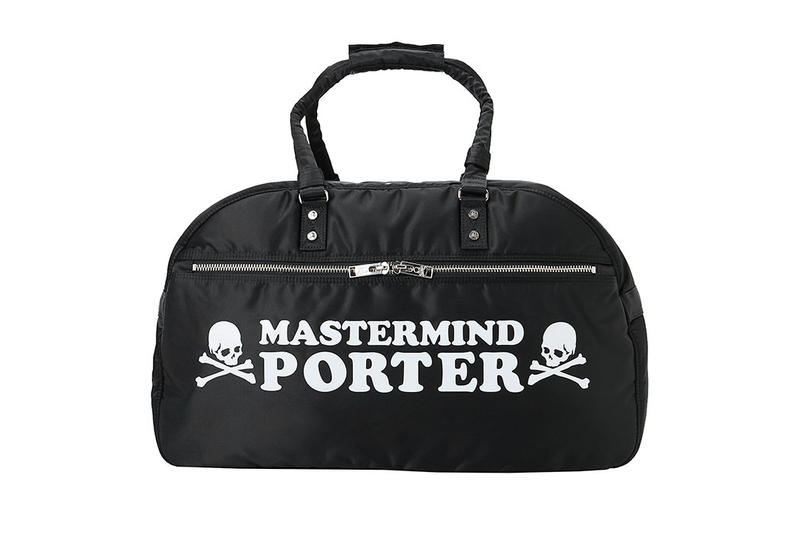 mastermind JAPAN x PORTER 2016 Winter Seoul Exclusive Collection Bags Backpacks Japan Travel