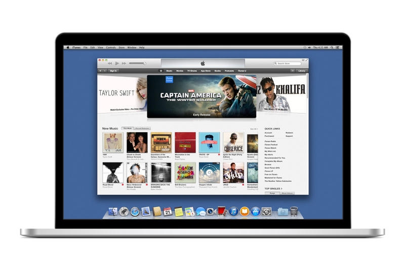 Movies Could Hit iTunes After Just Two Weeks in Theaters Apple Streaming Downloading
