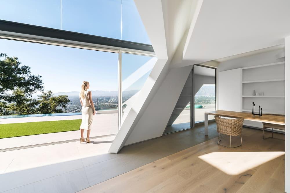 MU77 House Hollywood Hills Mulholland Drive Arshia Architects