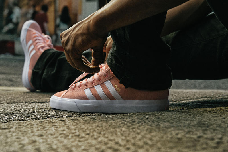 adidas adidas Skateboarding Na-Kel Smith Matchcourt High RX