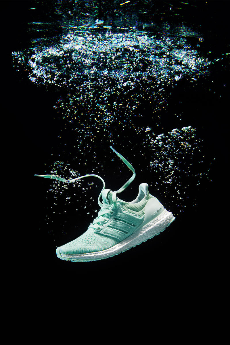 NAKED adidas Consortium Waves Ultra BOOST Samba
