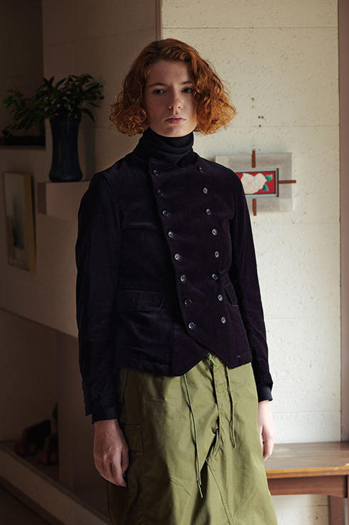 NEPENTHES Third 2016 Fall Winter Editorial Engineered Garments Needles