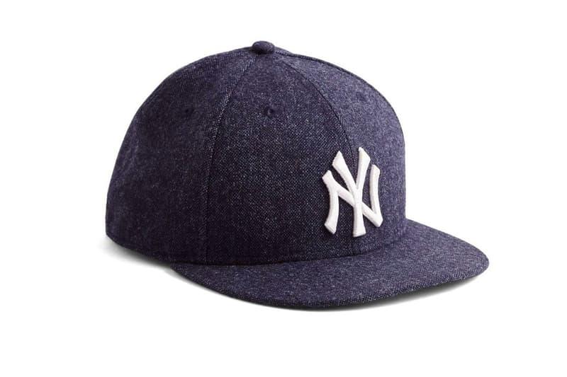 Todd Snyder New Era Wool Caps
