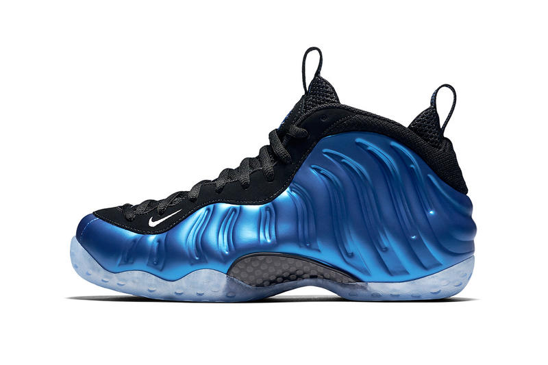 Nike Air Foamposite One Royal Penny Hardaway Orlando Magic