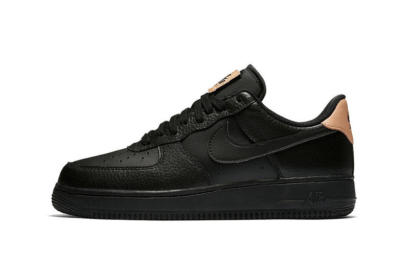 Nike Air Force 1 Leather Tongue