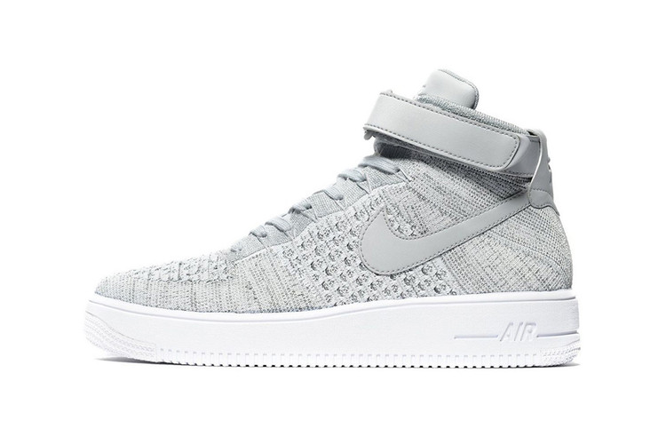 89bf6b21749d The Nike Air Force 1 Ultra Flyknit Mid Arrives In