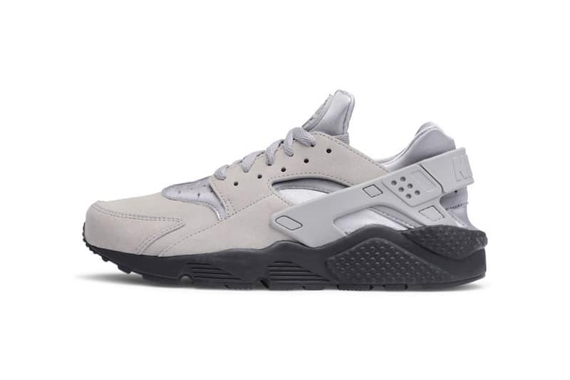 Nike Air Huarache SE Matte Silver
