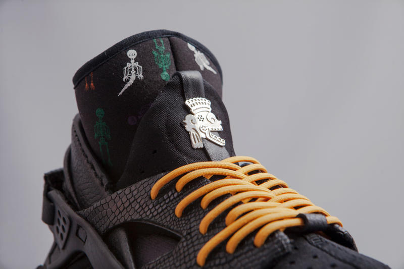 "Nike Air Huarache Sock ""Day of the Dead"""