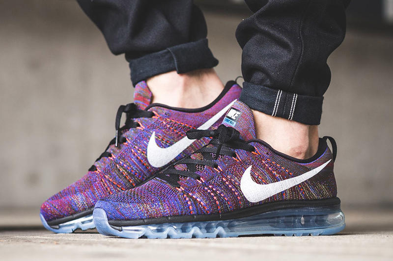 Nike Air Max Flyknit 360 Multi Color
